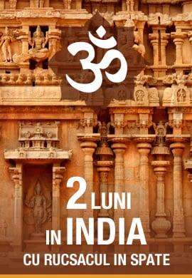 Index India - Despre două luni petrecute în țara contrastelor