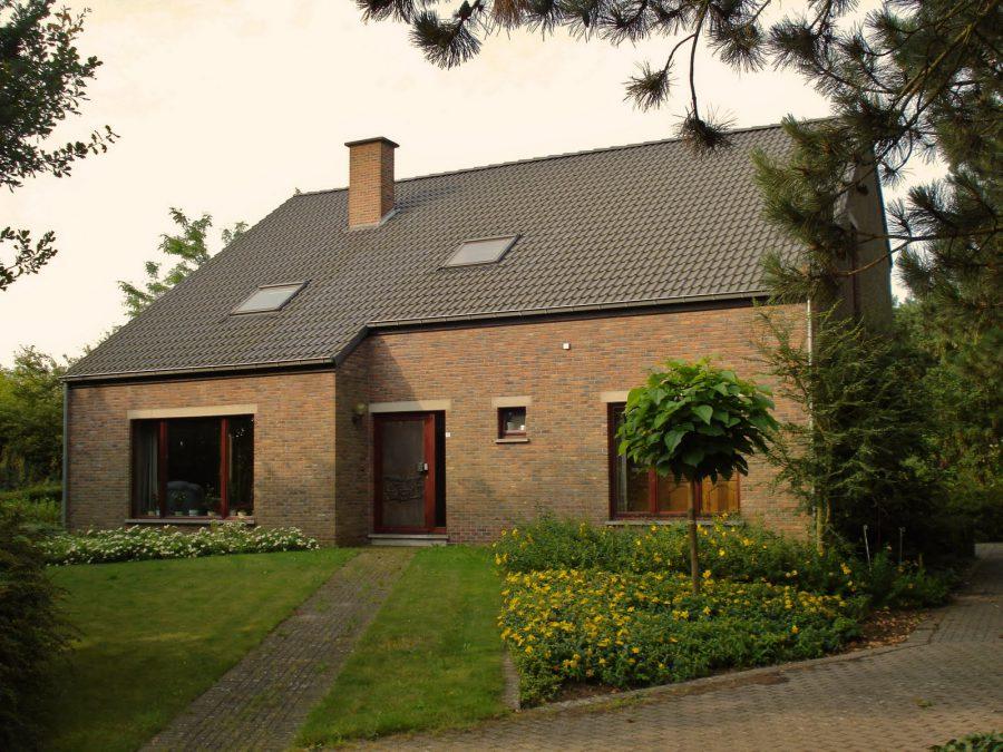 Casă cu grădină în Belgia