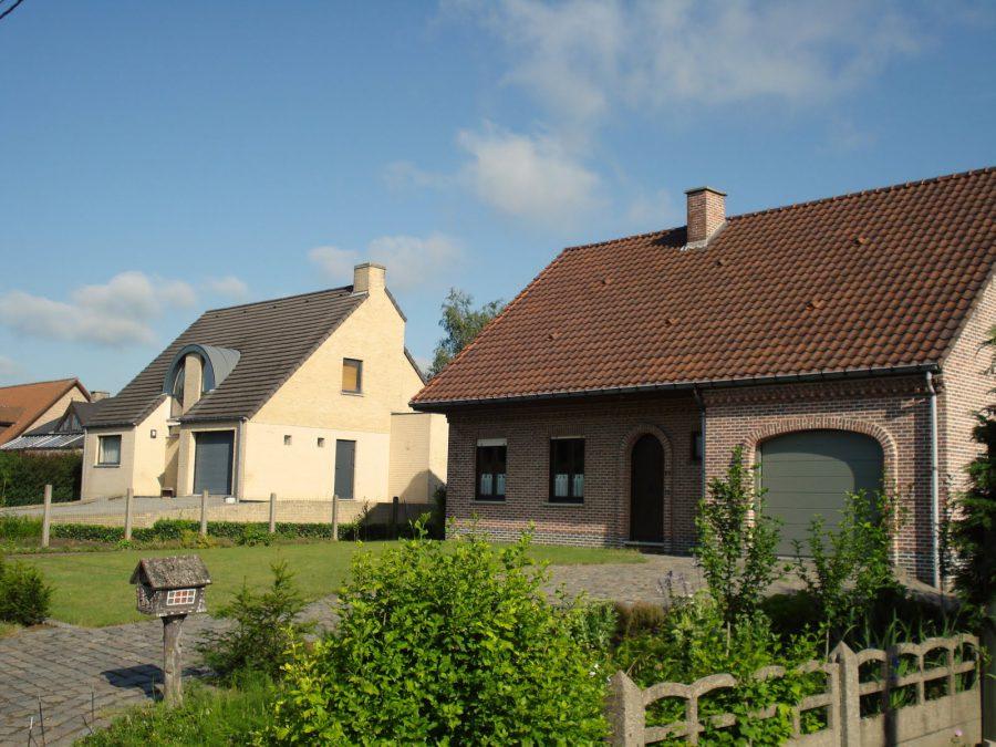 Case belgiene în Werchter