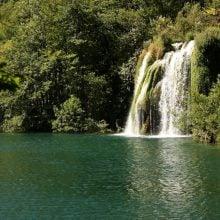 Lacurile Plitvice din Croația