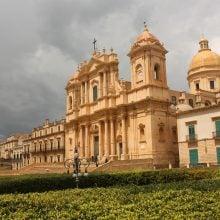 Catedrala San Nicolo, Noto, Sicilia