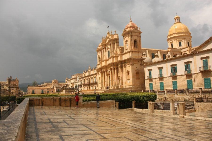 Noto, orașul baroc al Siciliei