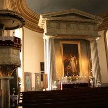 Interior biserica Evanghelică, Levoca
