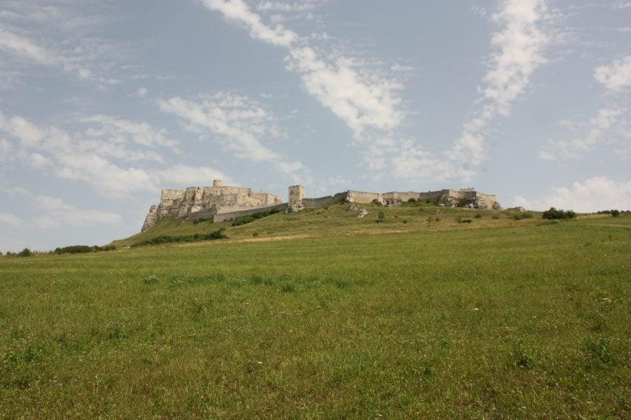 Castelul Spiss, Slovacia