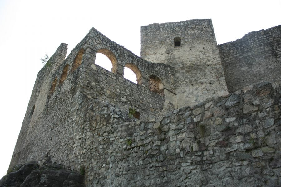 Castelul Strecno, Slovacia