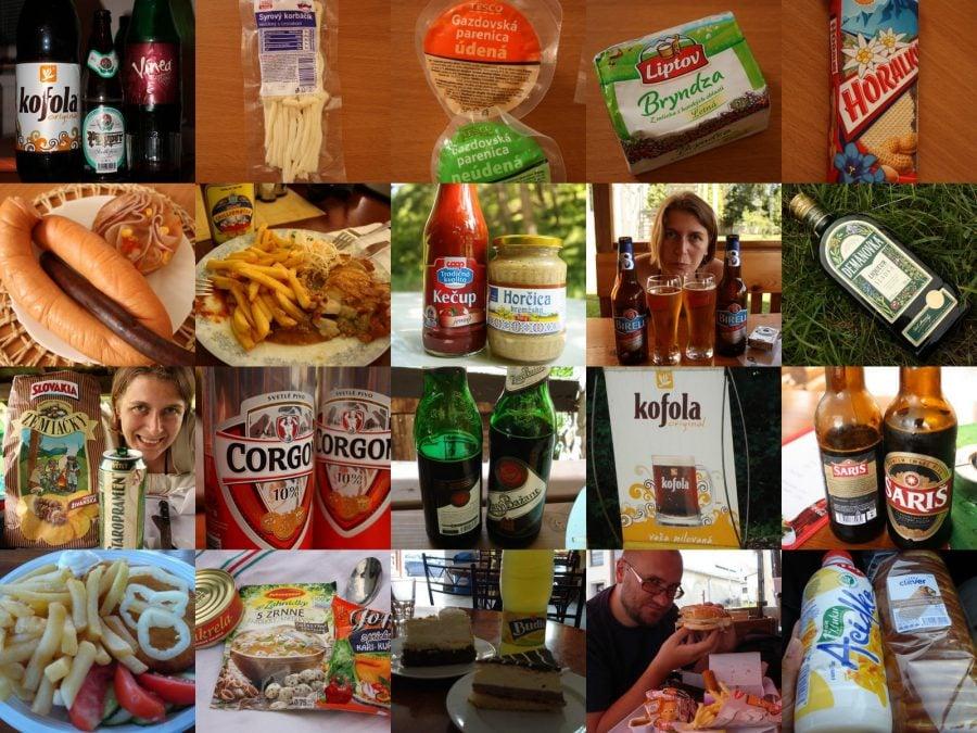 Ce-am mâncat în Slovacia
