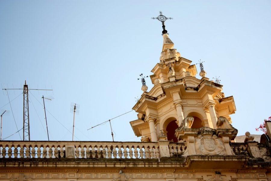 Biserică în Cordoba, Spania