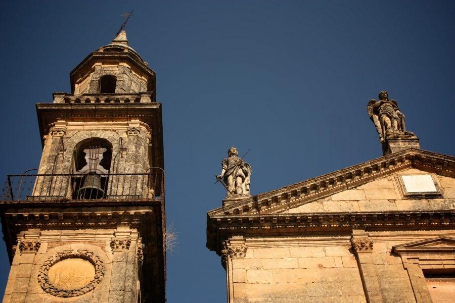 Biserica Sf. Rafael, Cordoba, Spania