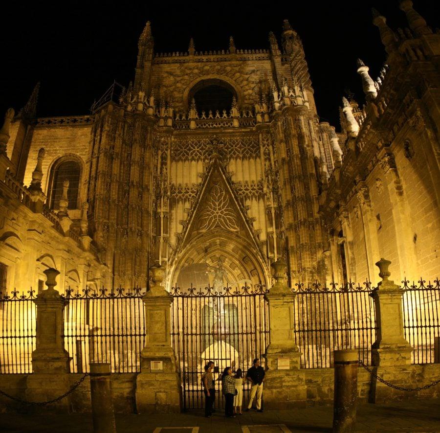 Catedral de Santa María de la Sede, Spania