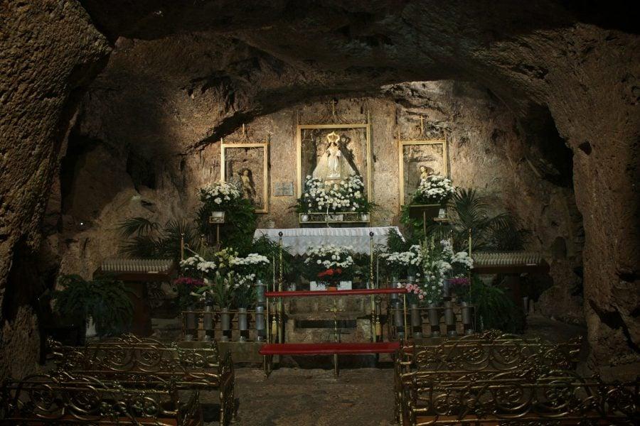 Sfânta Virgen de la Pena, Mijas, Spania