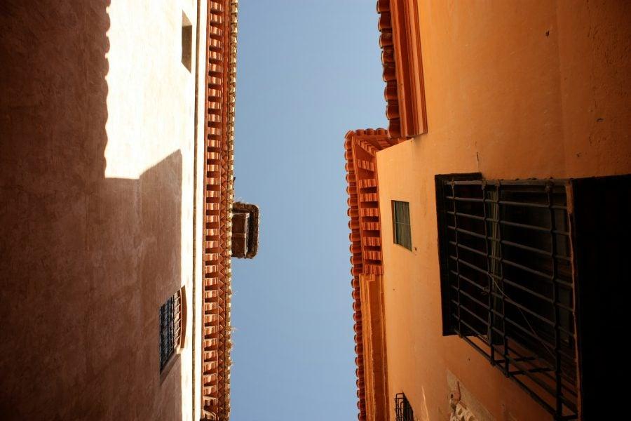 Streașina caselor spaniole din Granada