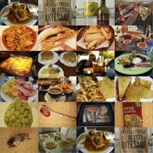 Tapas și mâncare spaniolă în Andaluzia