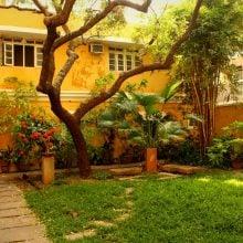 L'Ecole Francaise de l'Exterme Orient, Pondicherry, Tamil Nadu, India