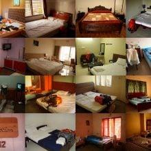 Unde am dormit în India