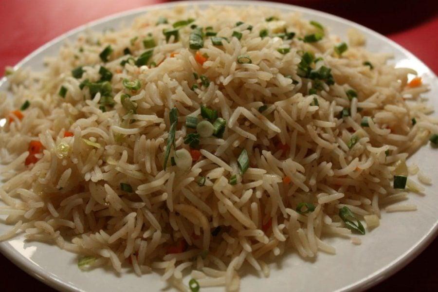 Vegetable Fried Rice, Tamil Nadu, India