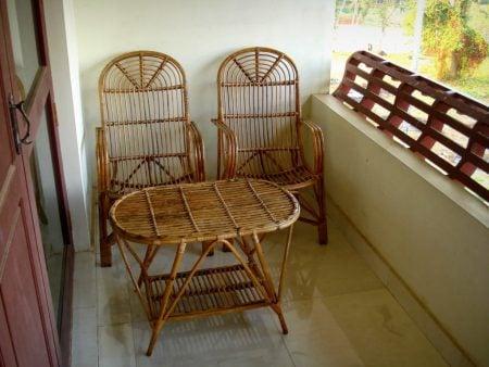 Balconul, Chalet Hotel Resorts, Kovalam, Kerala, India