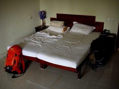 Camera noastra la Chalet Hotel Resorts, Kovalam, Kerala, India