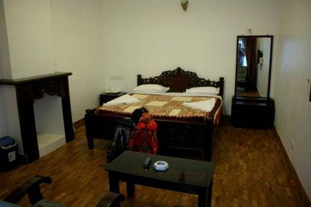 Hotel Mount View - camera dubla, Ooty, Tamil Nadu, India