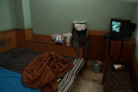 Camera noastra la Kuldeep Friends/New King Hostel in Paharganj, New Delhi, India