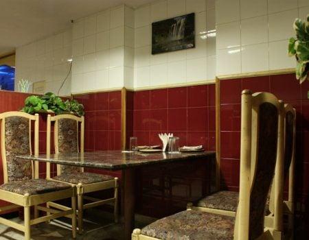 Hotel Saratha Rajans - restaurant non-vegetarian, Madurai, Tamil Nadu, India