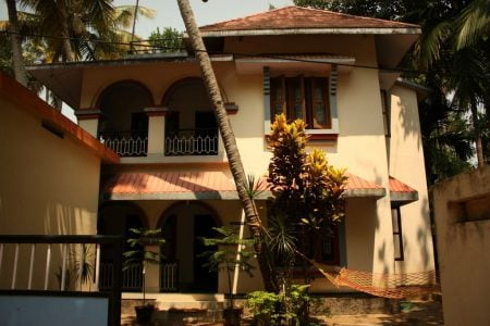 Sherin Cottage, Varkala, Kerala, India