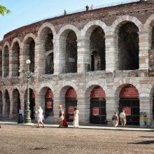 Arena Verona, Piazza Bra, Italia