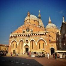 Basilica del Santo, Padova, Italia