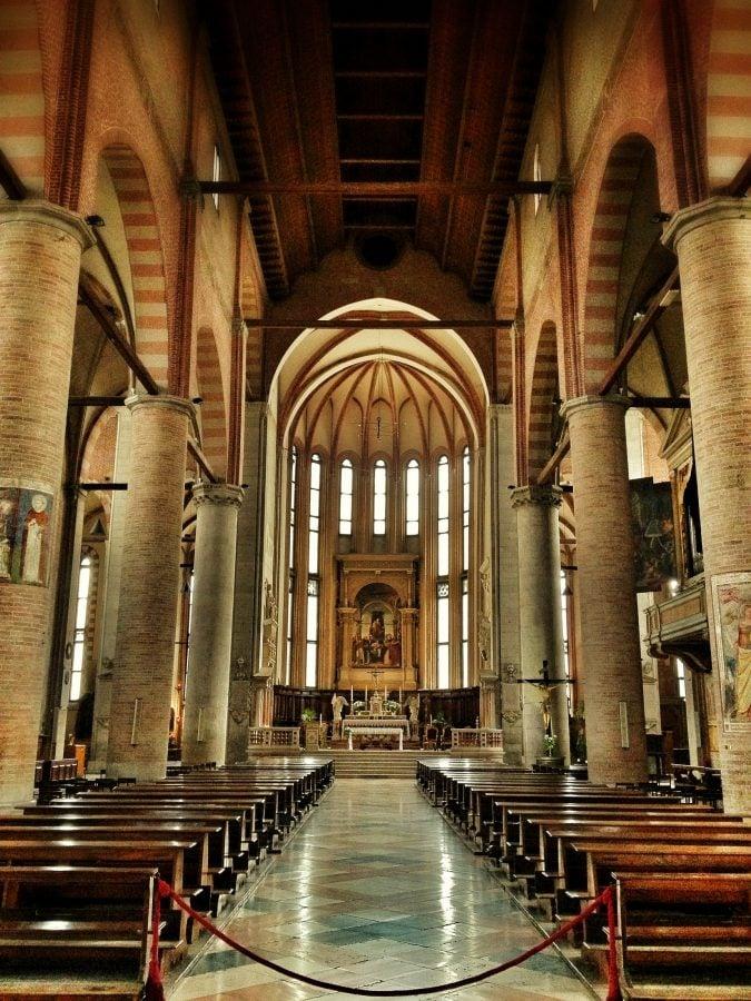 Biserica San Nicolo, Treviso, Italia