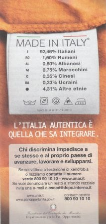 Doar 1,6% români în Italia