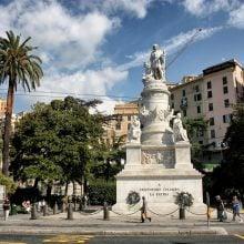 Genova în septembrie, Italia