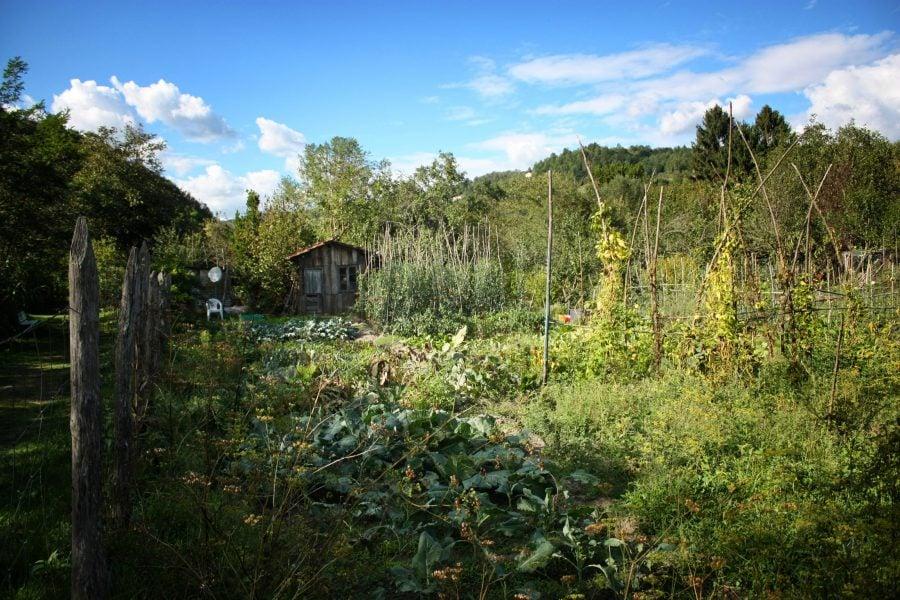 Grădinile din Varese Ligure, Italia