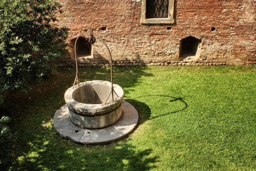 In Castevecchio, Verona, Italia