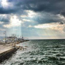 Port în La Spezia, Italia