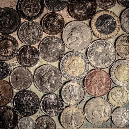 Colectie de monede
