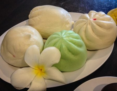 Baoz dumpling