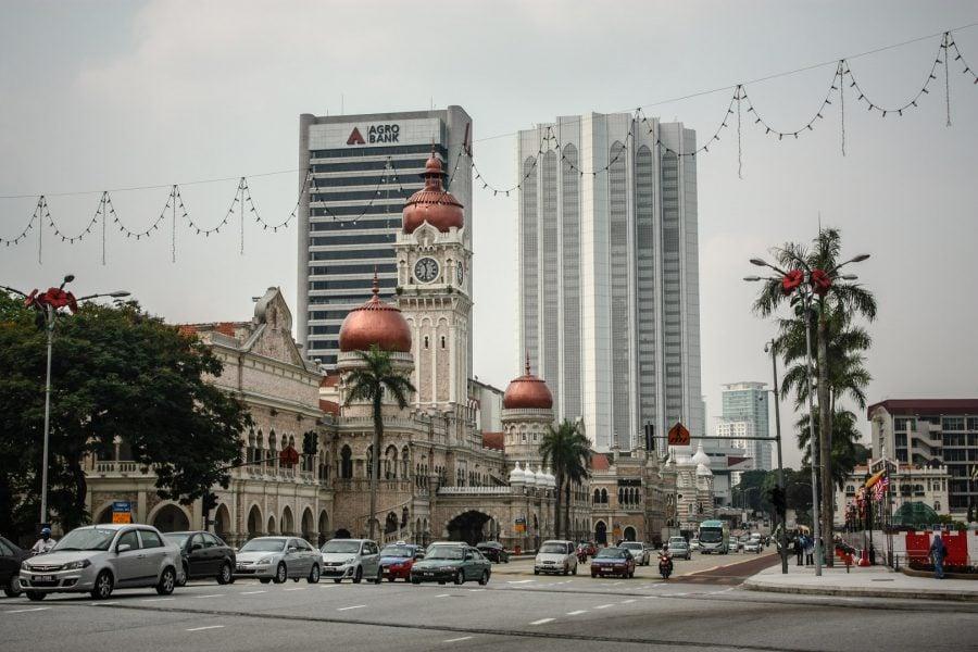 Clădirea Sultan Abdul, Kuala Lumpur