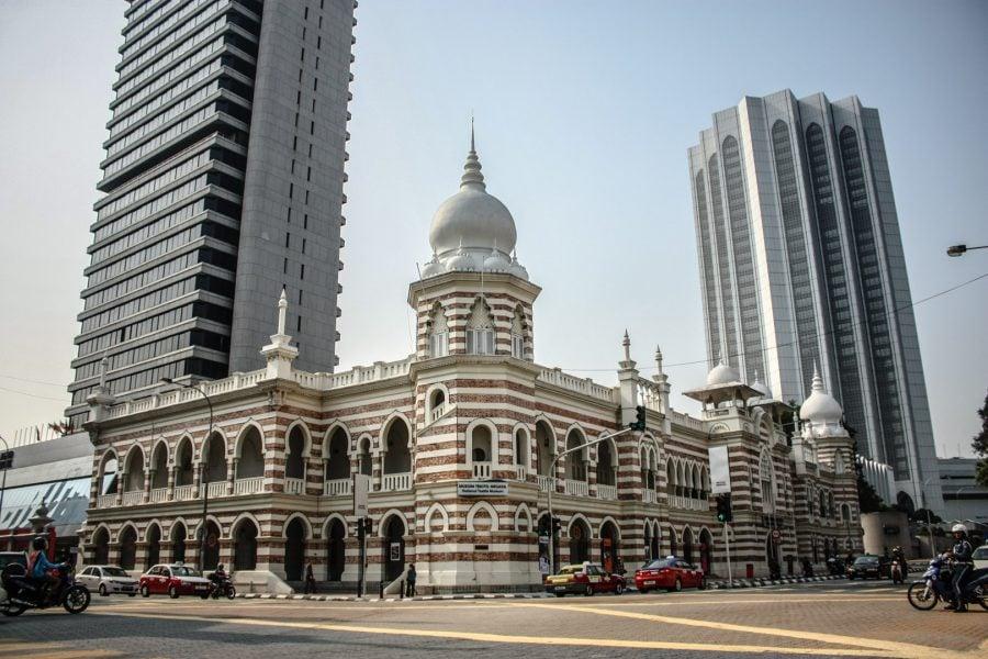 Muzeul Național de Textile, Kuala Lumpur