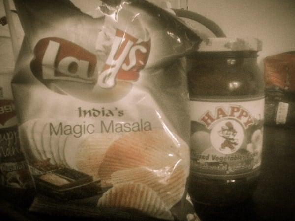 Chips-uri masala