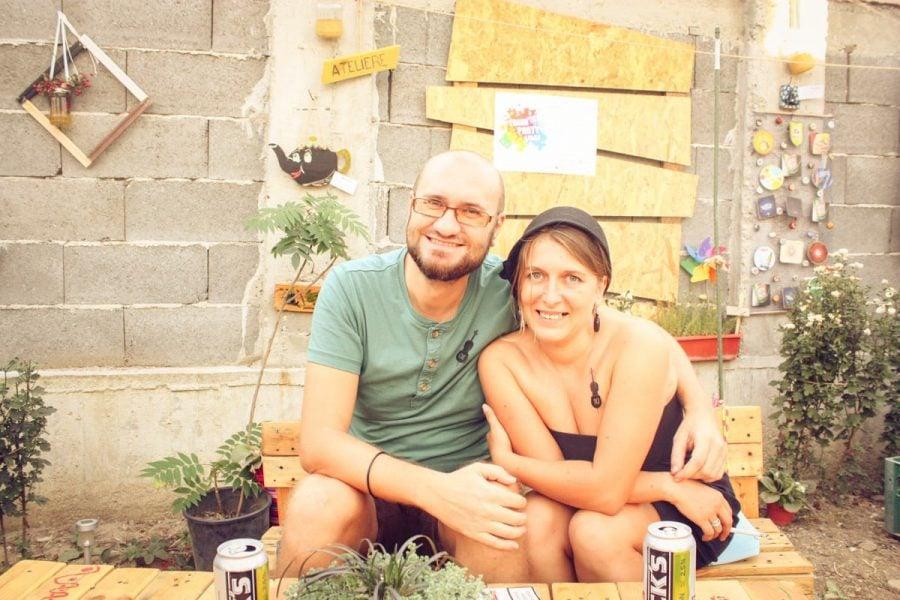 Cristi si Adriana Reţete călătoare la Intrarea Violoncelului