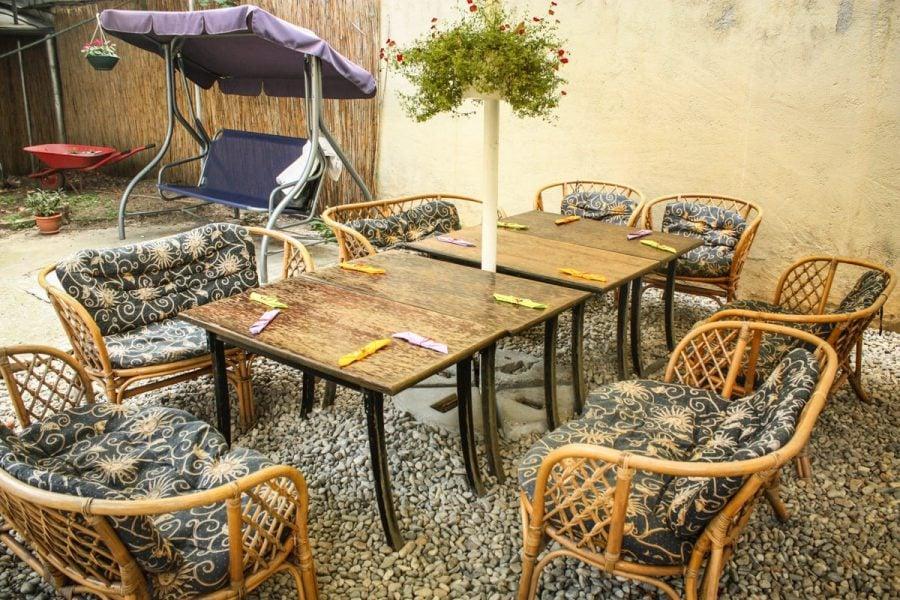 Reţete călătoare, atelier ceainăria Tabiet