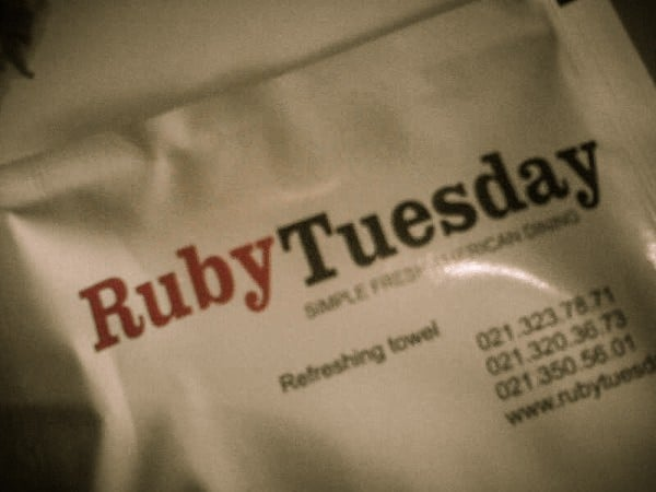 Ruby Tuesday Bucuresti