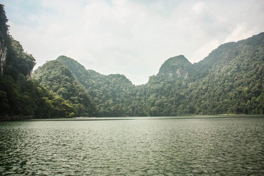 Lacul fecioarei însărcinate