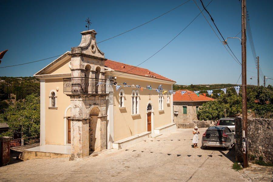 Străzi din Zakynthos