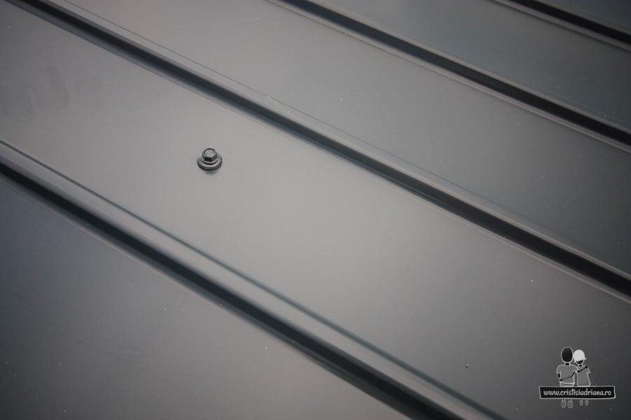 Tabla cutata acoperis