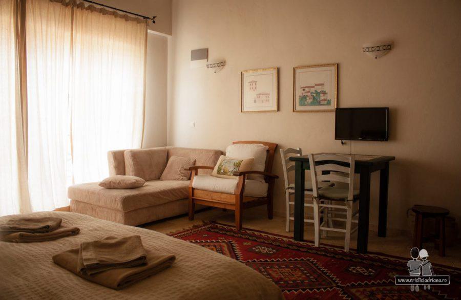 Hotel, cameră