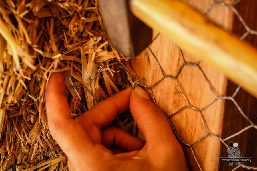 Scoabe prins plasa de sarma