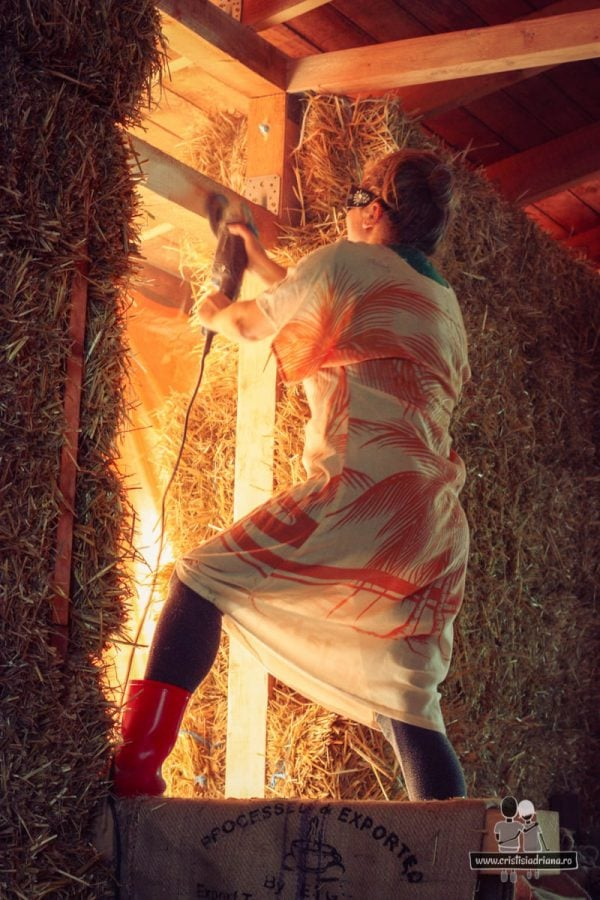 Slefuire polizor lemn