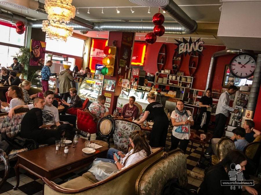 Cafeneaua String din Stockholm