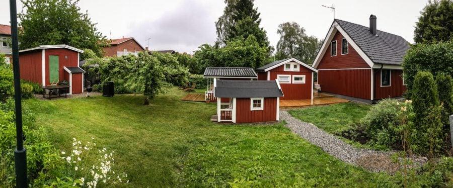 Căsuțe suedeze