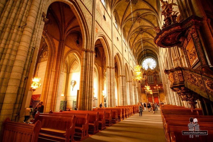 Catedrala construită între 1272 și 1420